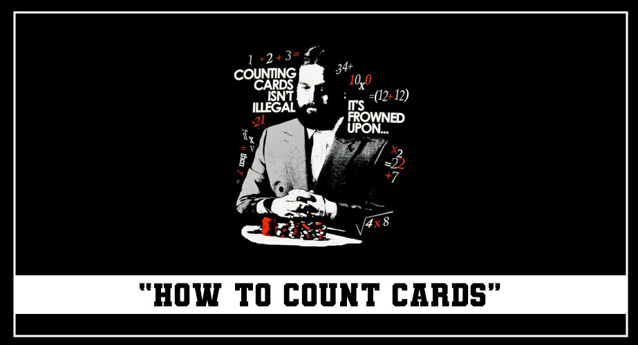 How to Count Cards